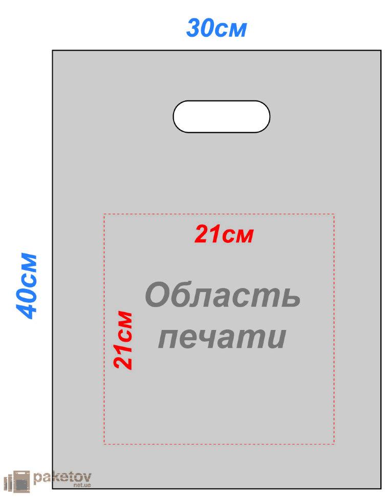 Бумажные пакеты с логотипом в минске